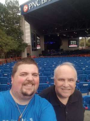 Ted attended ZZ Top - 50th Anniversary Tour on Oct 6th 2019 via VetTix