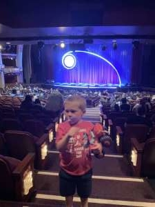 Kyle attended Nick Jr. Live! Move to the Music - Presented by Vstar Entertainment on Oct 6th 2019 via VetTix