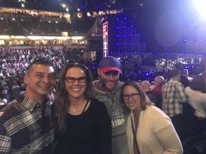 Michael attended Hugh Jackman: the Man. The Music. The Show. on Oct 12th 2019 via VetTix