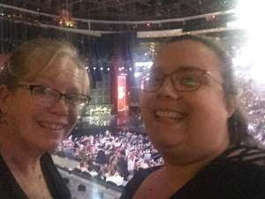 Michele attended Hugh Jackman: the Man. The Music. The Show on Oct 2nd 2019 via VetTix