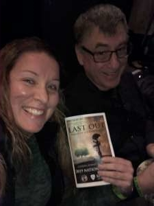 Jesi attended Last Out: Elegy of a Green Beret - Sunday Matinee on Oct 13th 2019 via VetTix