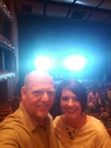 David attended Michael W. Smith: 35 Years of Friends on Oct 13th 2019 via VetTix