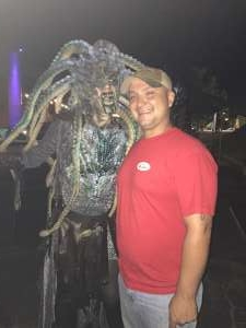 Stuart attended Netherworld 2019 Haunt- Valid on Specific Dates Only * See Notes Before Claiming on Oct 6th 2019 via VetTix