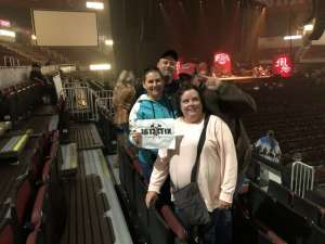 Robert attended Chris Young: Raised on Country Tour on Oct 5th 2019 via VetTix