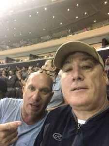 leo attended New York Rangers vs. New York Islanders on Sep 24th 2019 via VetTix