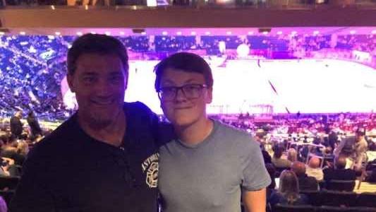 Bill attended New York Rangers vs. New York Islanders on Sep 24th 2019 via VetTix