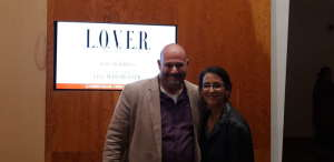 Howard attended LOVER - a Revealing New Play About Life, Love and S**x - Saturday 16+ on Oct 5th 2019 via VetTix