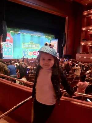 Carolyn attended Sesame Street Live! Make Your Magic - 6 PM Show on Oct 4th 2019 via VetTix