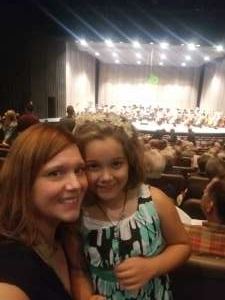 Beth attended Classics II - Debussys Image - Presented by the Tulsa Symphony on Oct 5th 2019 via VetTix