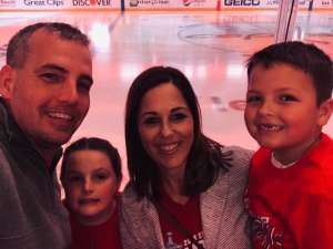Jason attended Washington Capitals vs. Dallas Stars - NHL on Oct 8th 2019 via VetTix