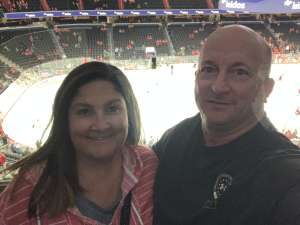 Robert attended Washington Capitals vs. Dallas Stars - NHL on Oct 8th 2019 via VetTix