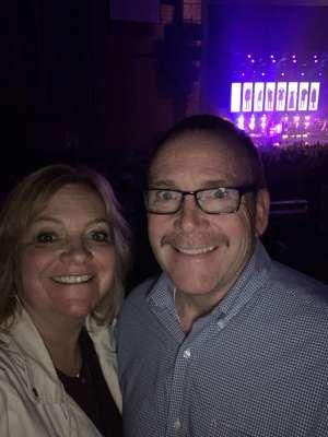 Glen attended Rumours of Fleetwood MAC - 50th Anniversary Tour on Oct 6th 2019 via VetTix