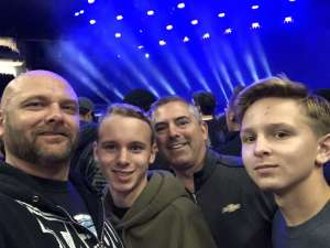 Jay attended Disturbed: Evolution Tour on Oct 13th 2019 via VetTix