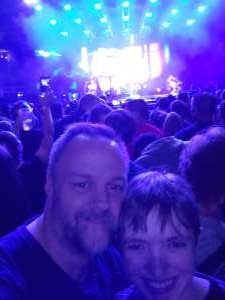 Jeff attended Disturbed: Evolution Tour on Oct 13th 2019 via VetTix
