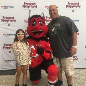 Frank attended New Jersey Devils vs. Florida Panthers - NHL on Oct 14th 2019 via VetTix