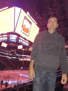 Paul attended New Jersey Devils vs. Florida Panthers - NHL on Oct 14th 2019 via VetTix