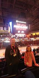 Michael attended New Jersey Devils vs. Florida Panthers - NHL on Oct 14th 2019 via VetTix