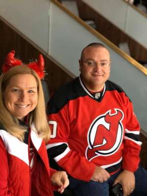 Chuck Solimine attended New Jersey Devils vs. Florida Panthers - NHL on Oct 14th 2019 via VetTix