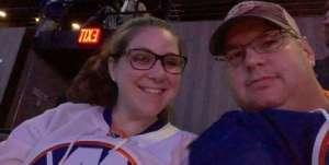 Arthur attended New York Islanders vs. Washington Capitals - NHL Home Opener -** Rally Towel Night ** on Oct 4th 2019 via VetTix