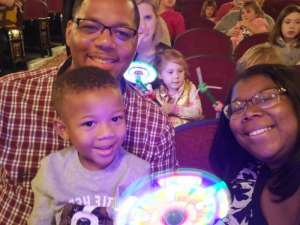 Ryan attended Peppa Pig Live! Peppa's Adventure on Oct 8th 2019 via VetTix