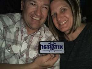 Mike attended Clint Black on Oct 12th 2019 via VetTix
