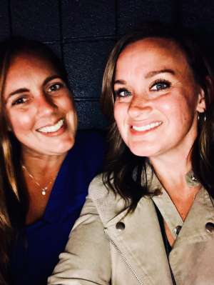 Heidi attended Eric Church: Double Down Tour - Saturday on Oct 12th 2019 via VetTix