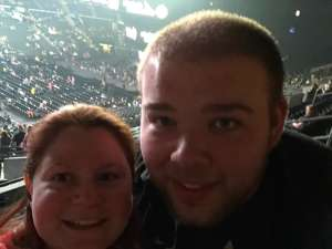 HEATHER attended Eric Church: Double Down Tour - Saturday on Oct 12th 2019 via VetTix