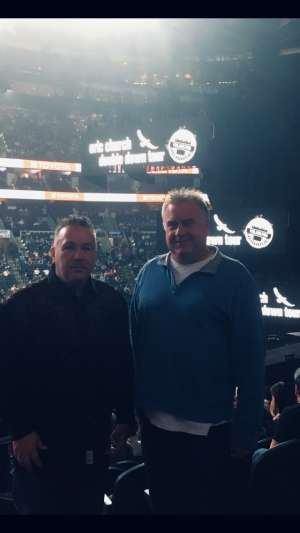 MICHAEL attended Eric Church: Double Down Tour - Saturday on Oct 12th 2019 via VetTix