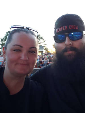 Andy attended Brantley Gilbert: not Like US Tour on Oct 11th 2019 via VetTix