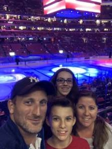 Charlie  attended Florida Panthers vs. Carolina Hurricanes - NHL on Oct 8th 2019 via VetTix