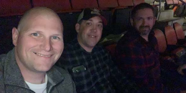 Steve attended Carrie Underwood: the Cry Pretty Tour 360 on Oct 17th 2019 via VetTix