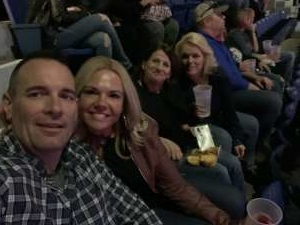 Jason attended Carrie Underwood - the Cry Pretty Tour 360 on Oct 13th 2019 via VetTix