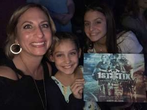 Christopher attended Carrie Underwood - the Cry Pretty Tour 360 on Oct 13th 2019 via VetTix