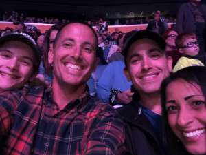 Doug attended Carrie Underwood - the Cry Pretty Tour 360 on Oct 13th 2019 via VetTix