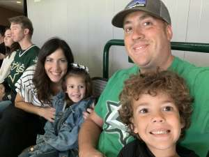 Michael attended Dallas Stars vs. Calgary Flames - NHL on Oct 10th 2019 via VetTix