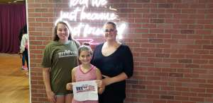 Douglas attended Happy Place - Monday * See Notes on Oct 14th 2019 via VetTix
