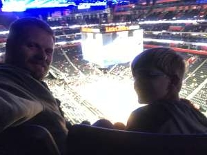 Eric attended Detroit Pistons vs. Indiana Pacers - NBA on Oct 28th 2019 via VetTix