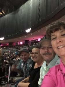 Kimberly attended PBR Xxvi World Finals 2019 - Las Vegas - Thursday Nov. 7 Only on Nov 7th 2019 via VetTix