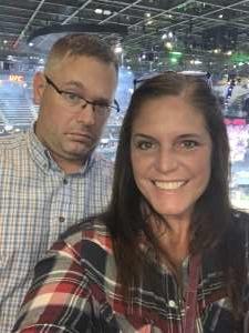 Kristen attended PBR Xxvi World Finals 2019 - Las Vegas - Thursday Nov. 7 Only on Nov 7th 2019 via VetTix