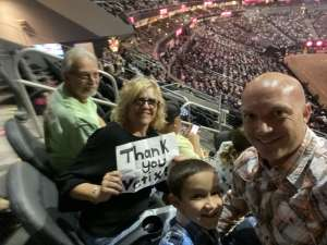 Nick attended PBR Xxvi World Finals 2019 - Las Vegas - November 8th Only on Nov 8th 2019 via VetTix