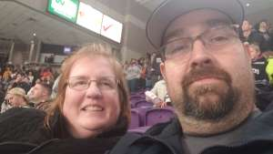 Michael attended Minnesota State University, Mankato Mavericks vs. Arizona State Sun Devils - NCAA Men's Hockey on Oct 11th 2019 via VetTix