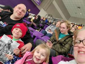 Bryan attended Minnesota State University, Mankato Mavericks vs. Arizona State Sun Devils - NCAA Men's Hockey on Oct 12th 2019 via VetTix