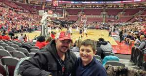 STEVEN attended Ohio State Buckeyes vs. University of Illinois Fighting Illini - NCAA Women's Basketball on Jan 19th 2020 via VetTix