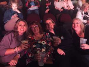 Shandra attended Carrie Underwood: the Cry Pretty Tour 360 on Oct 16th 2019 via VetTix