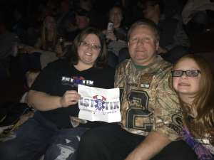 Brock attended Chris Young: Raised on Country Tour on Oct 19th 2019 via VetTix