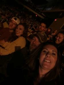 Tobi attended Chris Young: Raised on Country Tour on Oct 19th 2019 via VetTix