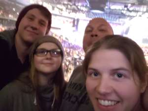SG attended Chris Young: Raised on Country Tour on Oct 19th 2019 via VetTix