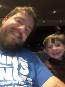 Adam attended Nick Jr. Live! Move to the Music - Presented by Vstar Entertainment on Nov 27th 2019 via VetTix