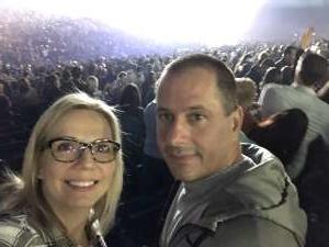 Roger attended Luke Bryan: Sunset Repeat Tour 2019 on Oct 25th 2019 via VetTix