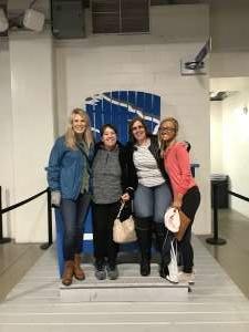 Barbara attended Luke Bryan: Sunset Repeat Tour 2019 on Oct 25th 2019 via VetTix